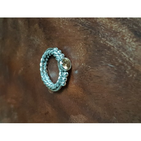 Sterling silver ring Wishes, Bijuterii de argint lucrate manual, handmade