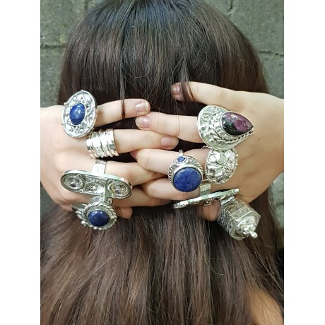 FetishAbode solid handmade Ag925 silver handmade ring, Bijuterii de argint lucrate manual, handmade