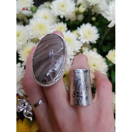 Sterling silver set, Bijuterii de argint lucrate manual, handmade