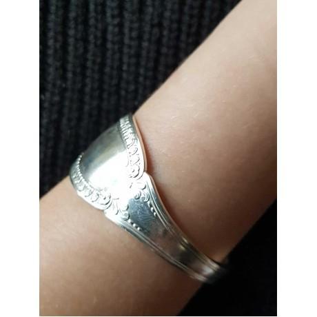 Silver cuff and agate craft, Bijuterii de argint lucrate manual, handmade