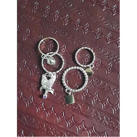 Sterling silver ring Heronic, Bijuterii de argint lucrate manual, handmade