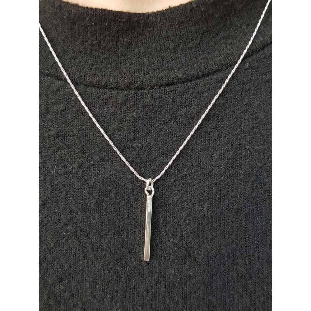 Sterling silver necklace 2