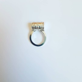 Sterling silver ring Rituel Sensuel