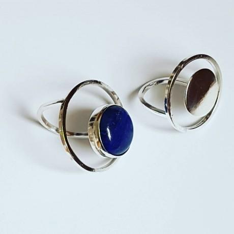 Handmade ring made of silver Ag925 March, Bijuterii de argint lucrate manual, handmade