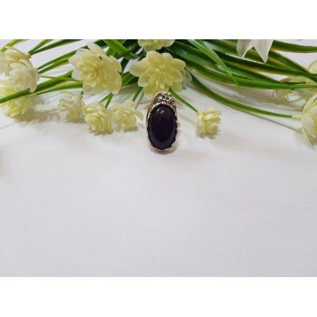 Sterling silver ring Anatomy of Spring , Bijuterii de argint lucrate manual, handmade