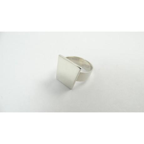 Sterling silver ring Seal, Bijuterii de argint lucrate manual, handmade