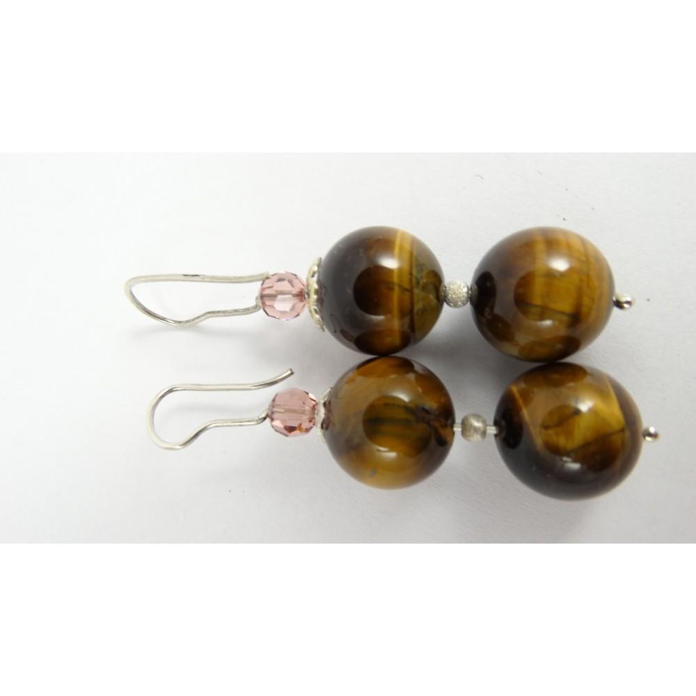 Sterling silver earrings Hazel Bay