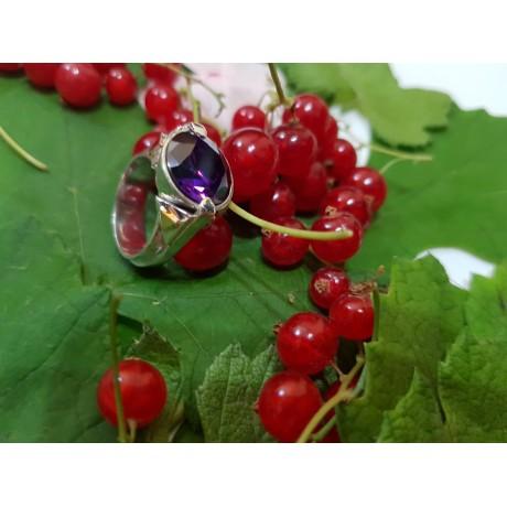 Sterling silver engagement ring High Feels & Emotions, Bijuterii de argint lucrate manual, handmade