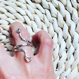 Sterling silver ring Summer Vademaecum