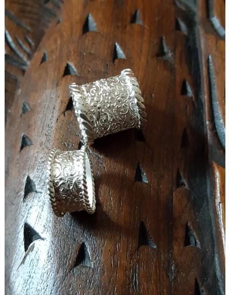 Sterling silver rings Clarity, Bijuterii de argint lucrate manual, handmade