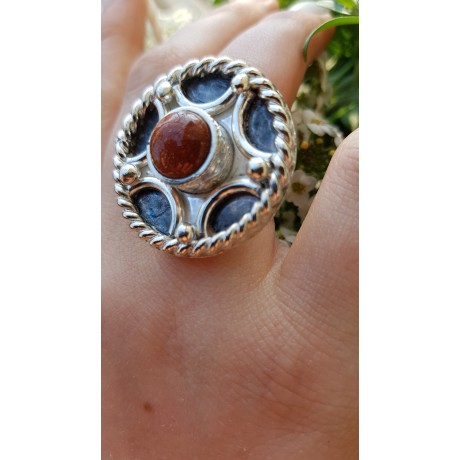 Sterling silver rings RoundWork , Bijuterii de argint lucrate manual, handmade