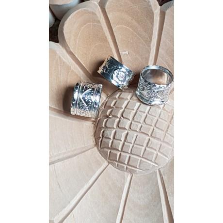 Sterling silver rings Urbane, Bijuterii de argint lucrate manual, handmade