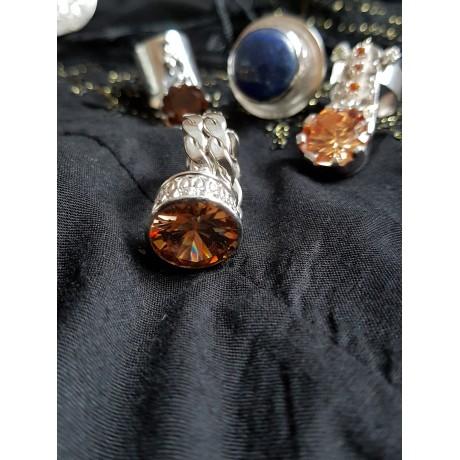 Sterling silver ring Gust of Fame, Bijuterii de argint lucrate manual, handmade