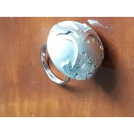 Sterling silver ring Le Petit