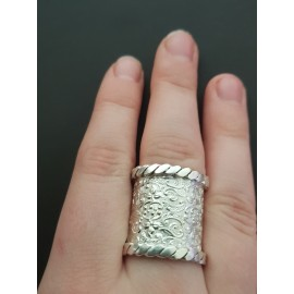 Sterling silver rings Spectacular