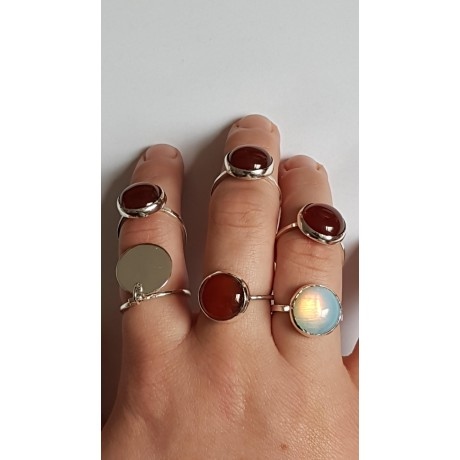 Sterling silver rings SilverMood, Bijuterii de argint lucrate manual, handmade