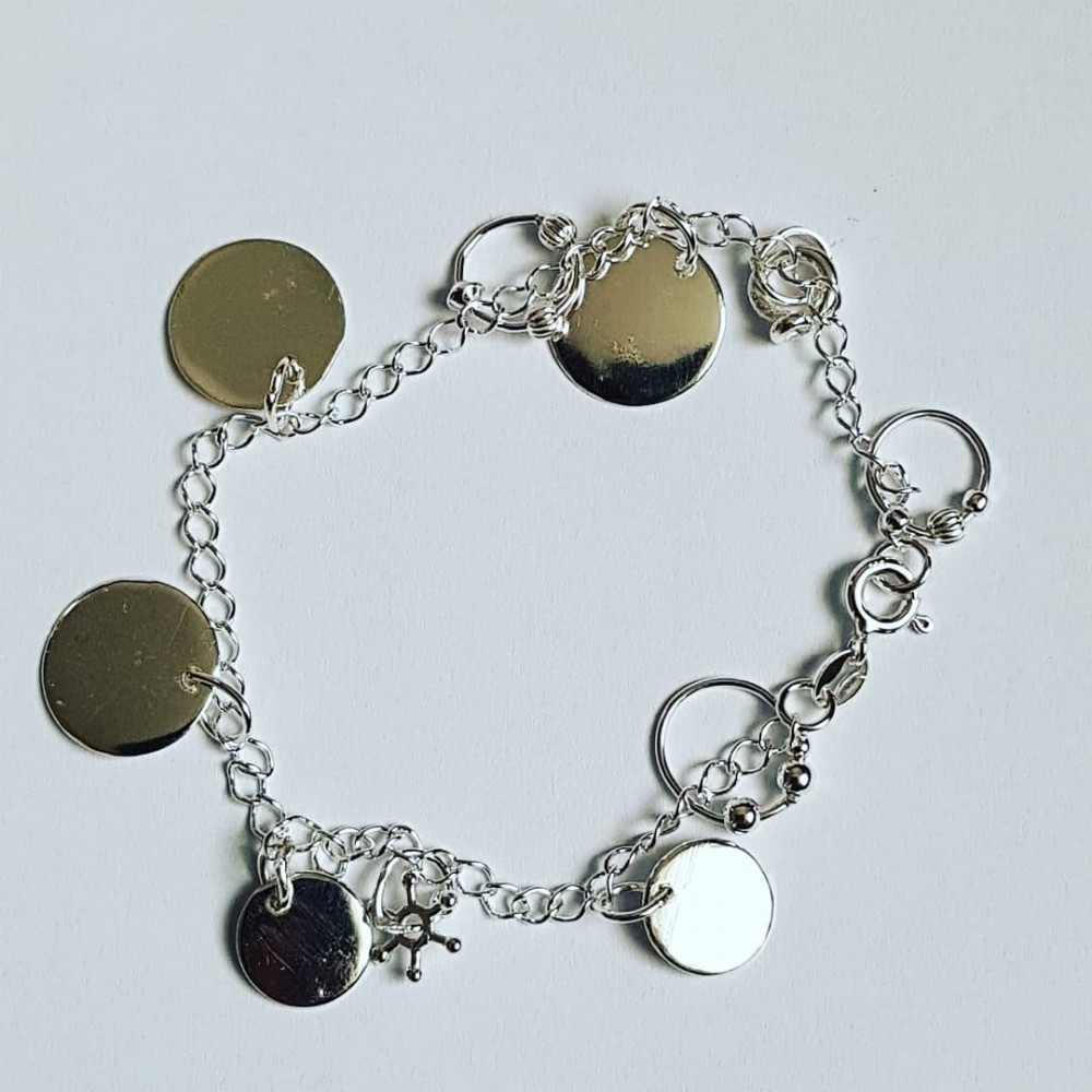 Young Spirit silver Ag925 bracelet