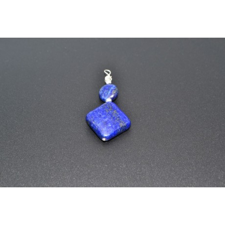 Pandantiv Sensitive Pick, Bijuterii de argint lucrate manual, handmade