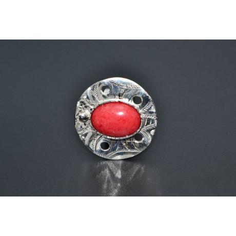 Inel Oozing Proteus, Bijuterii de argint lucrate manual, handmade