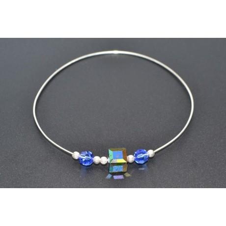 Bratara Prime of Glow, Bijuterii de argint lucrate manual, handmade