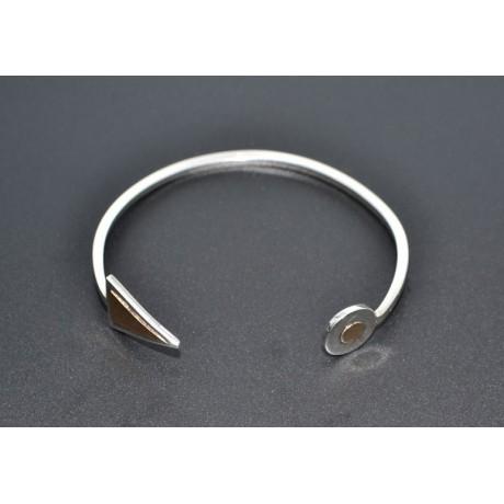 Bratara High Tide-Loftiness, Bijuterii de argint lucrate manual, handmade