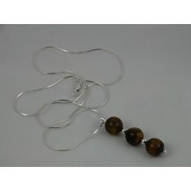 Pandantiv Twisty Delight, Bijuterii de argint lucrate manual, handmade