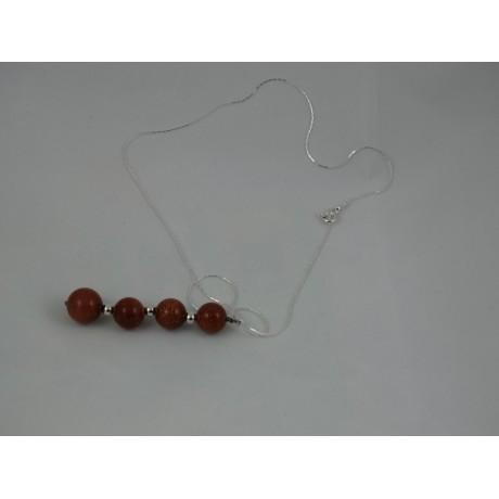 Pandantiv Glowy Drift, Bijuterii de argint lucrate manual, handmade