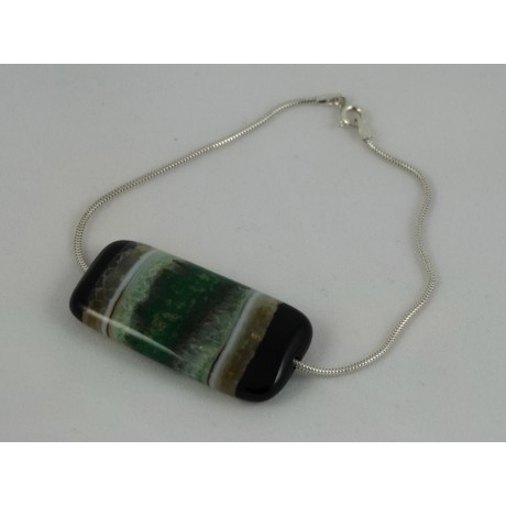 Bratara Crystal Bite, Bijuterii de argint lucrate manual, handmade