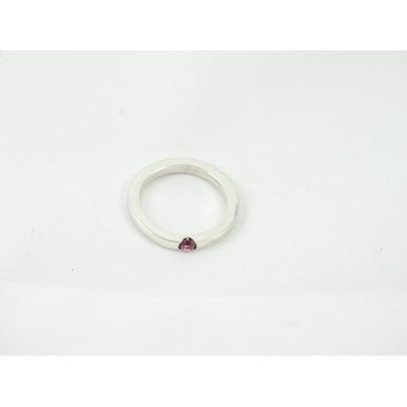 Inel de logodna LoveBond, Bijuterii de argint lucrate manual, handmade