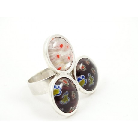 Inel Beauty OverDose, Bijuterii de argint lucrate manual, handmade
