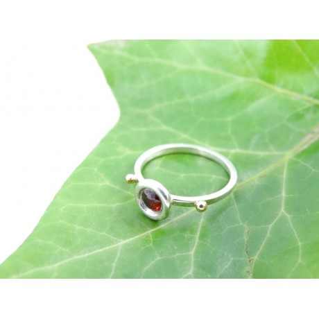 Sterling silver engagement ring LoveCrave, Bijuterii de argint lucrate manual, handmade