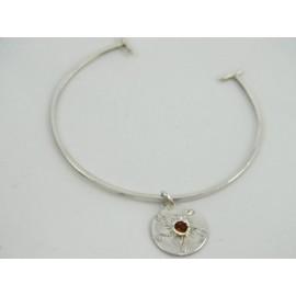Sterling silver bracelet Euphoric Stance