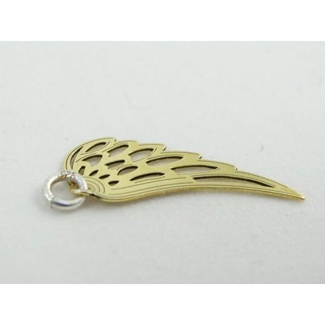 Sterling silver pendant Porte-bonheur, Bijuterii de argint lucrate manual, handmade