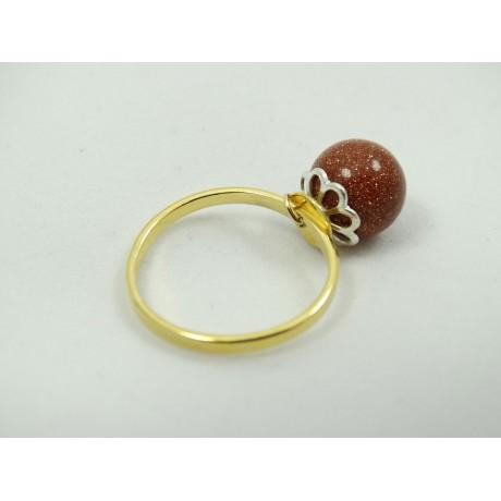 Sterling silver ring LoveHallo, Bijuterii de argint lucrate manual, handmade