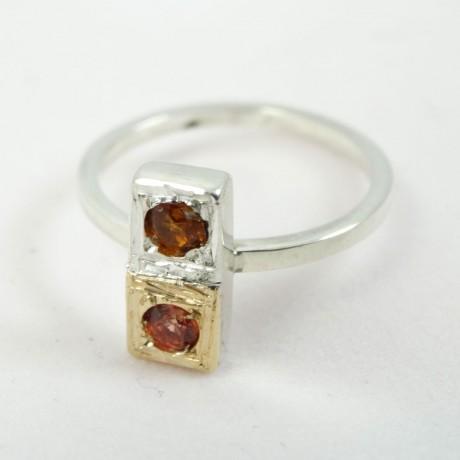 Sterling silver engagement ring Love & Dare It All , Bijuterii de argint lucrate manual, handmade