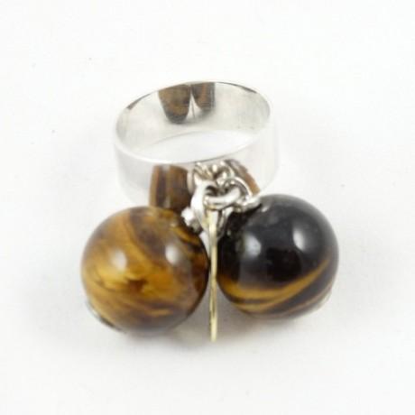 Sterling silver ring Love Vibe, Bijuterii de argint lucrate manual, handmade