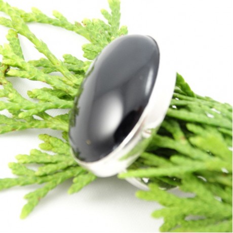Sterling silver ring Shades of Blackness, Bijuterii de argint lucrate manual, handmade