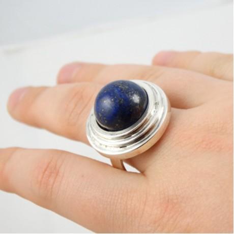 Sterling silver ring Layers Of Love, Bijuterii de argint lucrate manual, handmade