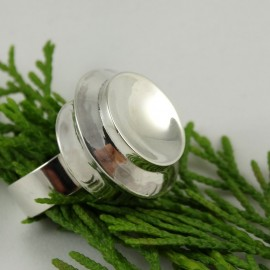 Sterling silver ring Love Couture