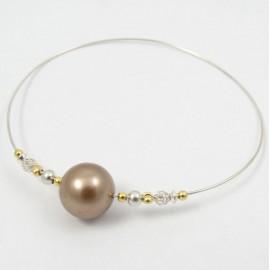 Sterling silver bracelet Dainty