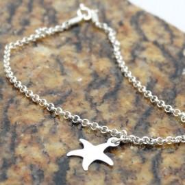Sterling silver bracelet Starriness