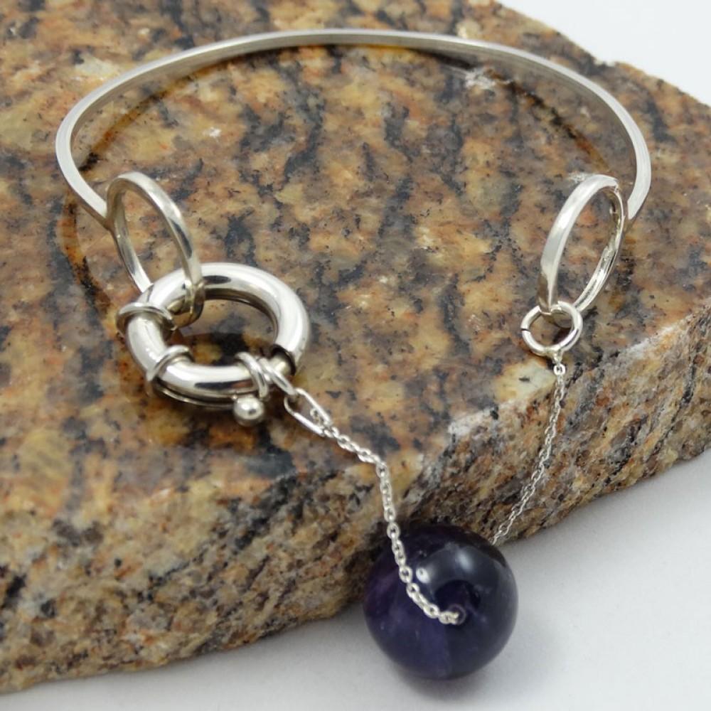 Sterling silver bracelet Lush Pursuits