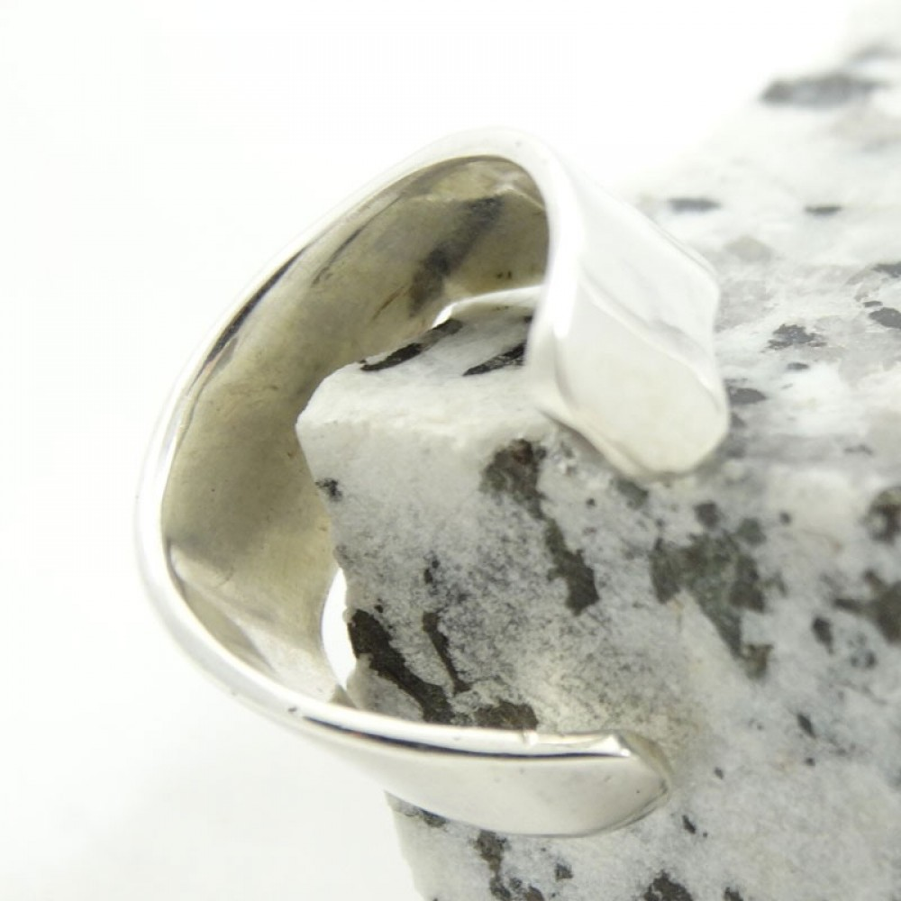 Sterling silver ring Summer Ease