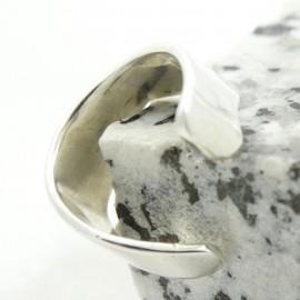 Inel masiv Summer Ease, Bijuterii de argint lucrate manual, handmade