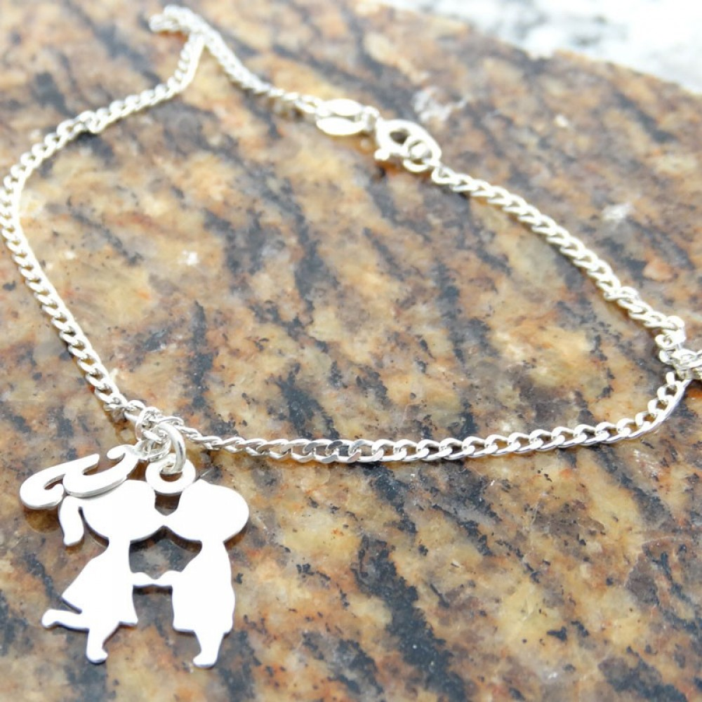 Sterling silver bracelet Girls&Boys