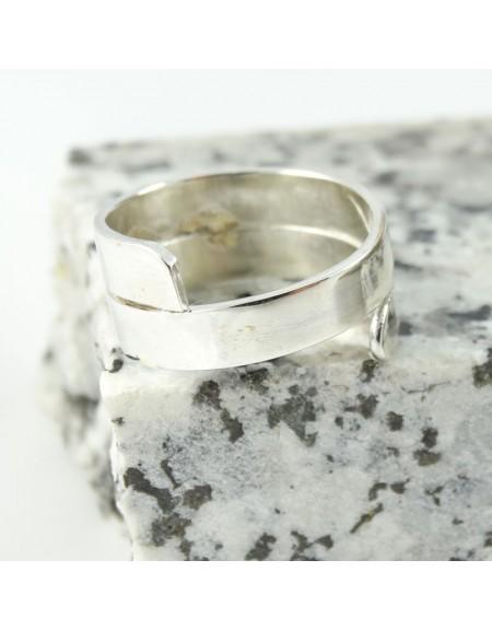 Inel Zest of Things, Bijuterii de argint lucrate manual, handmade