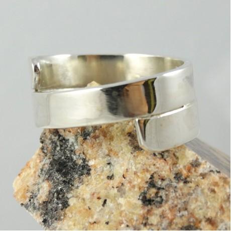 Sterling silver ring Zest of Things, Bijuterii de argint lucrate manual, handmade