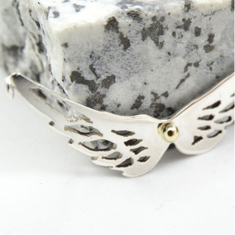 Sterling silver pendant Charisma, Bijuterii de argint lucrate manual, handmade
