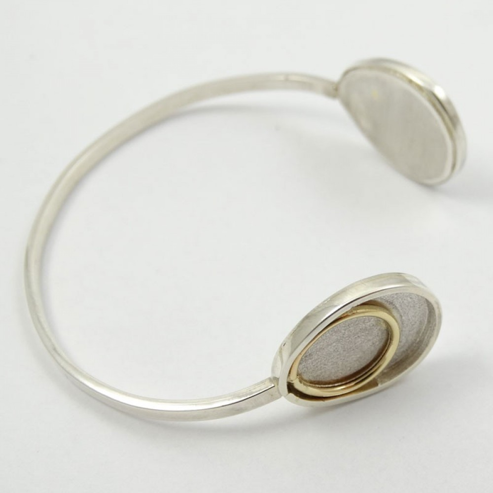 Sterling silver bracelet Velvet Nights