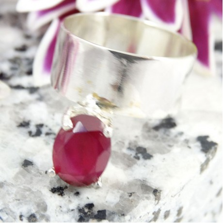 Sterling silver engagement ring Room for Love, Bijuterii de argint lucrate manual, handmade